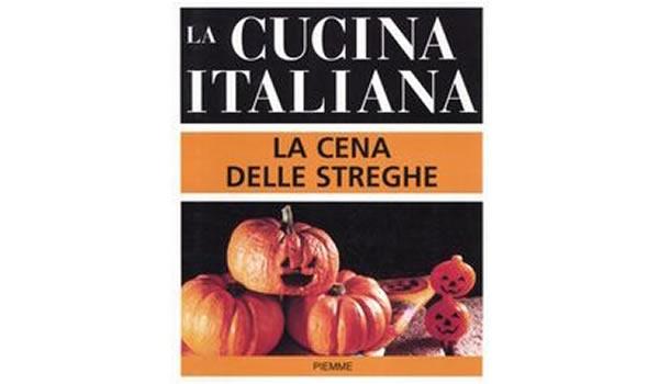 画像1: イタリア語で知る、イタリア料理 魔女の食事  【B2】