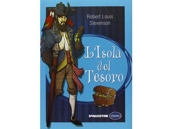 画像1: イタリア語で読む 児童書 ロバート・ルイス・スティーヴンソンの「宝島」 対象年齢10歳以上【A1】