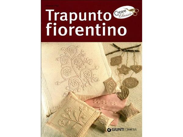 画像1: イタリア語で読む、フィレンツェのキルト Trapunto fiorentino【A1】【A2】【B1】【B2】