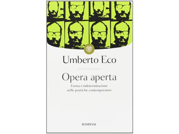 画像1: イタリアの作家ウンベルト・エーコの「開かれた作品 Opera aperta. Forma e indeterminazione nelle poetiche contemporanee」 【C1】【C2】