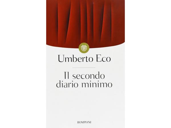 画像1: イタリアの作家ウンベルト・エーコの「Il secondo diario minimo」 【C1】【C2】