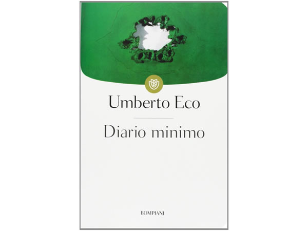 画像1: イタリアの作家ウンベルト・エーコの「ウンベルト・エーコの文体練習 Diario minimo」 【C1】【C2】