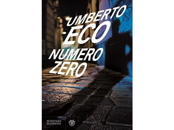 画像1: イタリアの作家ウンベルト・エーコの「ヌメロ・ゼロ Numero zero」 【C1】【C2】