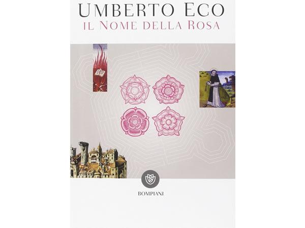 画像1: イタリアの作家ウンベルト・エーコの「薔薇の名前 Il nome della rosa」 【C1】【C2】