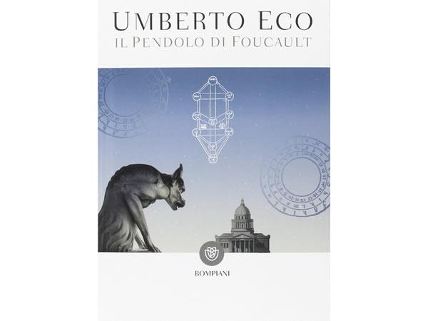 画像1: イタリアの作家ウンベルト・エーコの「フーコーの振り子 Il pendolo di Foucault」 【C1】【C2】