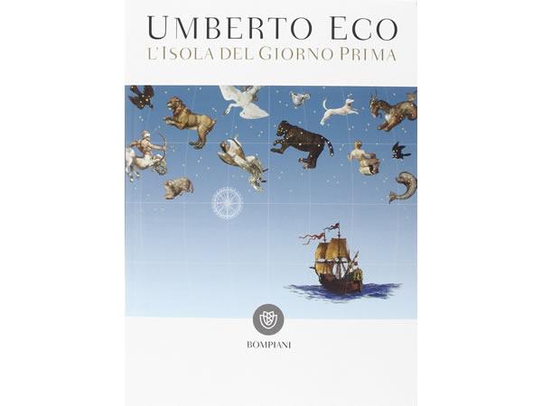画像1: イタリアの作家ウンベルト・エーコの「前日島 L'isola del giorno prima」 【C1】【C2】