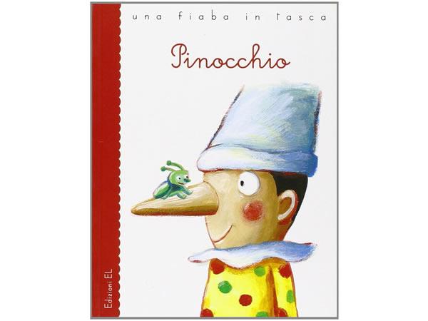 画像1: イタリア語でカルロ・コッローディの本・児童書「ピノキオ」を読む 対象年齢4歳以上 ピノッキオ【A1】