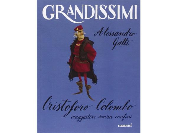 画像1: イタリア語で読む 児童書 「クリストファー・コロンブス」 対象年齢7歳以上【A2】【B1】