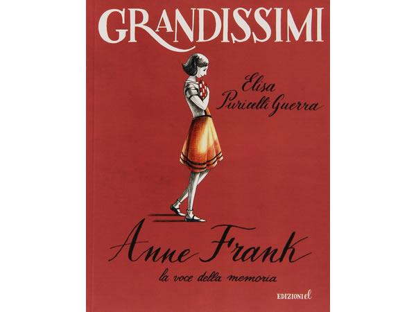 画像1: イタリア語で読む 児童書 「アンネ・フランク」 対象年齢7歳以上【A2】【B1】