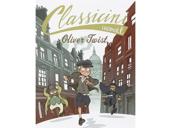 画像1: イタリア語で読む 児童書 チャールズ・ディケンズの「オリバー・ツイスト」 対象年齢7歳以上【A1】