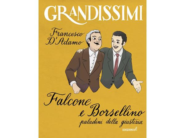 画像1: イタリア語で読む 児童書 「ジョヴァンニ・ファルコーネとパオロ・ボルセリーノ」 対象年齢7歳以上【A2】【B1】