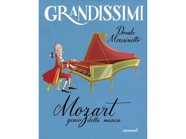 画像1: イタリア語で読む 児童書 「ヴォルフガング・アマデウス・モーツァルト」 対象年齢7歳以上【A2】【B1】