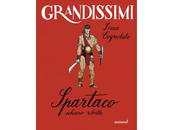 画像1: イタリア語で読む 児童書 「スパルタクス」 対象年齢7歳以上【A2】【B1】