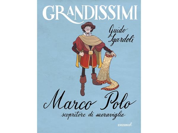 画像1: イタリア語で読む 児童書 「マルコ・ポーロ」 対象年齢7歳以上【A2】【B1】