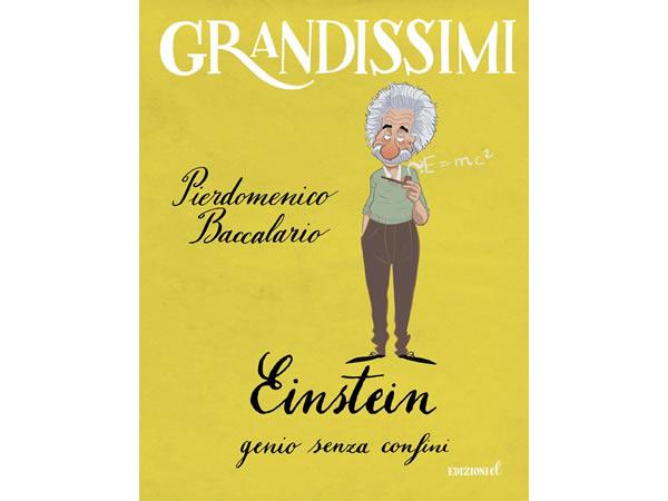 画像1: イタリア語で読む 児童書 「アルベルト・アインシュタイン」 対象年齢7歳以上【A2】【B1】