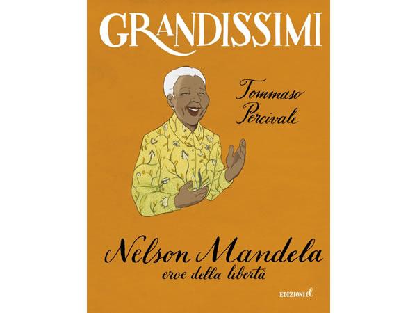 画像1: イタリア語で読む 児童書 「ネルソン・マンデラ」 対象年齢7歳以上【A2】【B1】