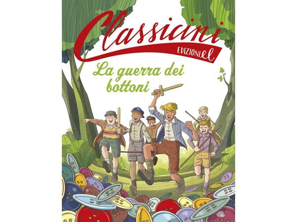 画像1: イタリア語で読む 児童書 ルイ・ペルゴーの「ボタン戦争 (わんぱく戦争)」 対象年齢7歳以上【A1】