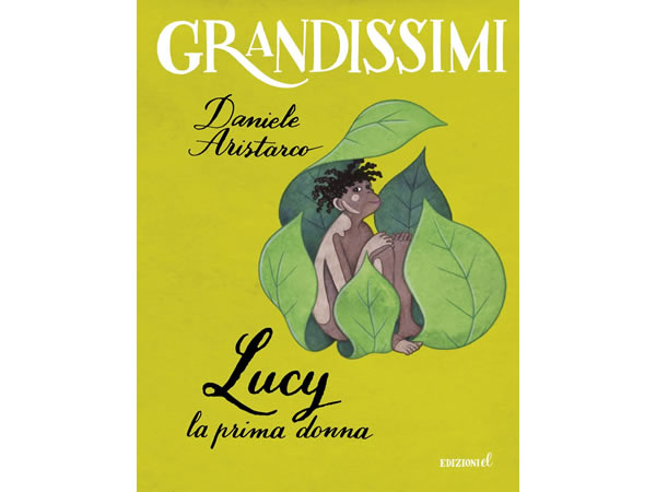 画像1: イタリア語で読む 児童書 「ルーシー (アウストラロピテクス)」 対象年齢7歳以上【A2】【B1】