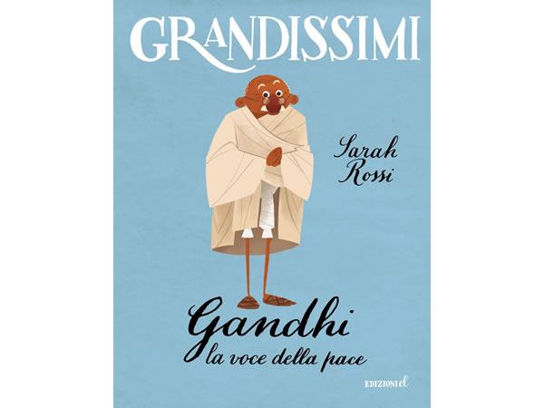 画像1: イタリア語で読む 児童書 「マハトマ・ガンディー」 対象年齢7歳以上【A2】【B1】