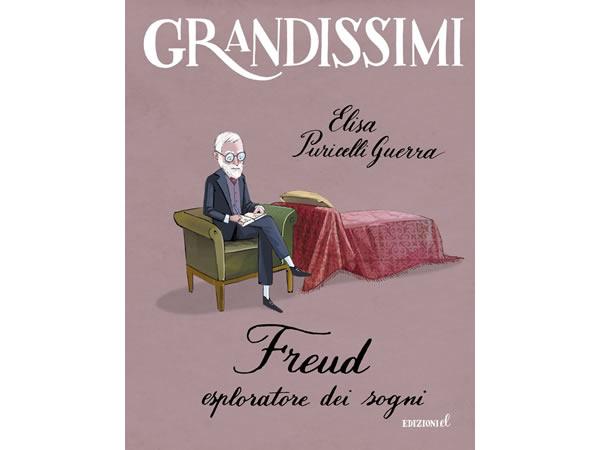 画像1: イタリア語で読む 児童書 「ジークムント・フロイト」 対象年齢7歳以上【A2】【B1】