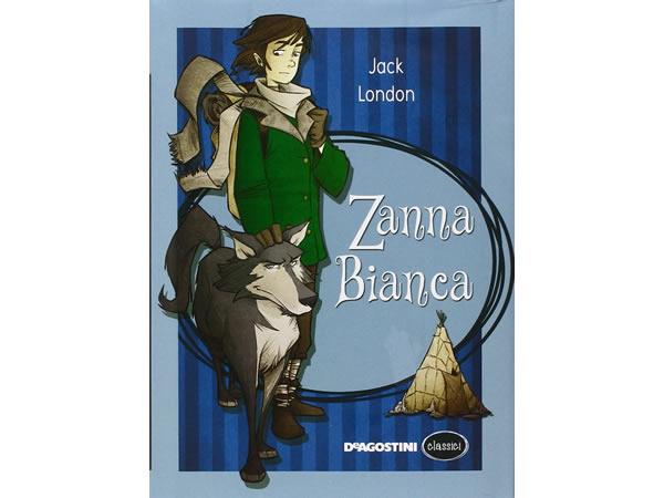 画像1: イタリア語で読む 児童書 ジャック・ロンドンの「白牙」 対象年齢10歳以上【A1】