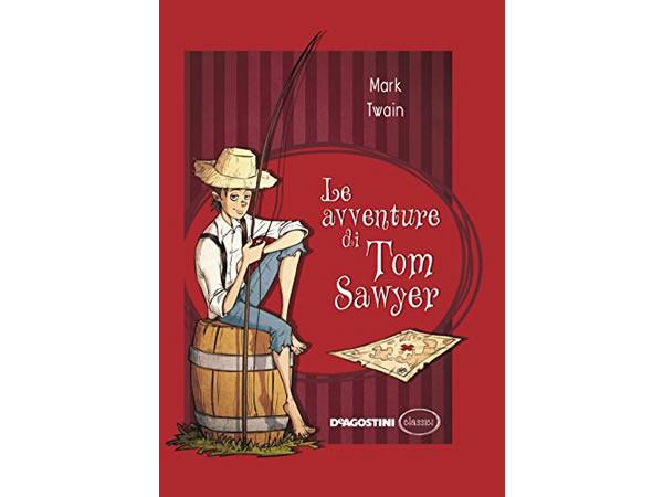 画像1: イタリア語で読む 児童書 マーク・トウェインの「トム・ソーヤーの冒険」 対象年齢8歳以上【A1】