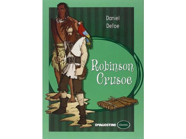 画像1: イタリア語で読む 児童書 ダニエル・デフォーの「ロビンソン・クルーソー」 対象年齢8歳以上【A1】