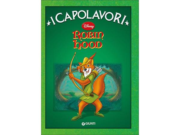画像1: イタリア語でディズニー傑作集の絵本・児童書「ロビン・フッド」を読む 対象年齢5歳以上【A1】
