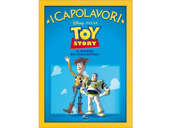 画像1: イタリア語でディズニー傑作集の絵本・児童書「トイ・ストーリー」を読む 対象年齢5歳以上【A1】