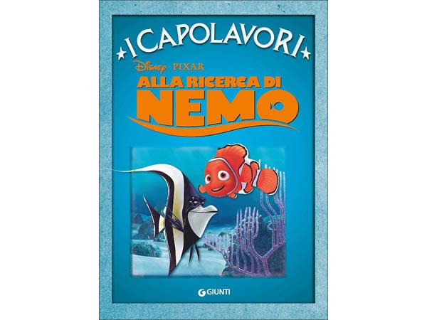 画像1: イタリア語でディズニー傑作集の絵本・児童書「ファインディング・ニモ」を読む 対象年齢5歳以上【A1】