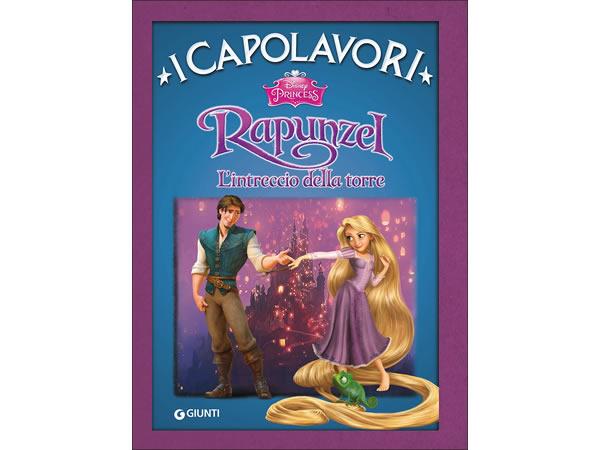 画像1: イタリア語でディズニー傑作集の絵本・児童書「塔の上のラプンツェル」を読む 対象年齢5歳以上【A1】