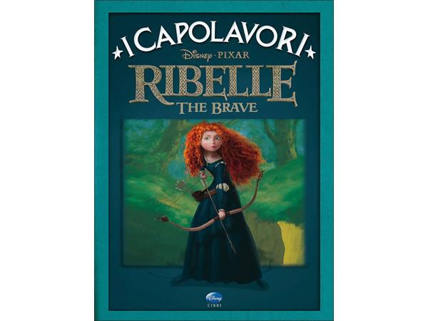 画像1: イタリア語でディズニー傑作集の絵本・児童書「メリダとおそろしの森」を読む 対象年齢5歳以上【A1】