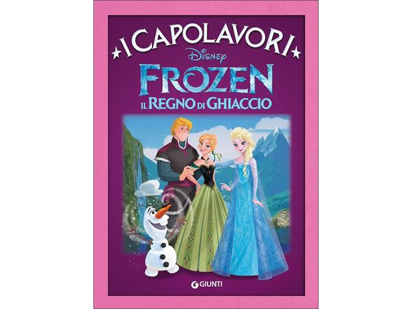 画像1: イタリア語でディズニー傑作集の絵本・児童書「アナと雪の女王」を読む 対象年齢5歳以上【A1】