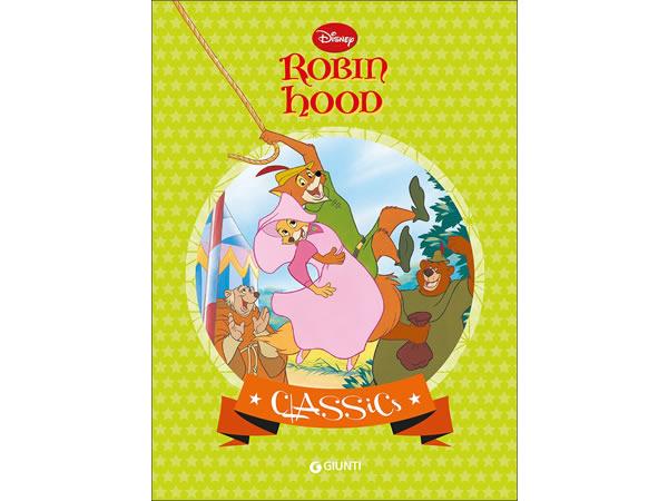 画像1: イタリア語でディズニーの絵本・児童書「ロビン・フッド」を読む 対象年齢5歳以上【A1】
