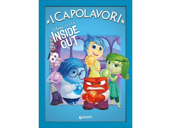 画像1: イタリア語でディズニー傑作集の絵本・児童書「インサイド・ヘッド」を読む 対象年齢5歳以上【A1】