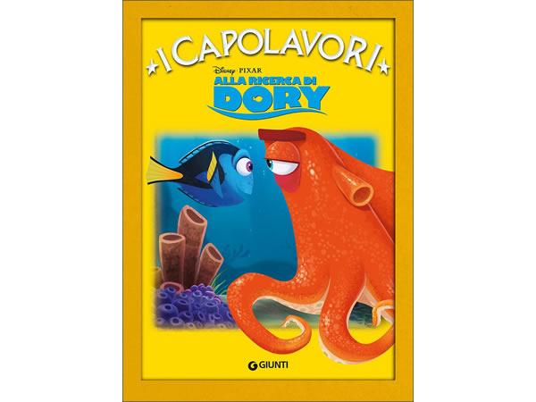画像1: イタリア語でディズニー傑作集の絵本・児童書「ファインディング・ドリー」を読む 対象年齢5歳以上【A1】