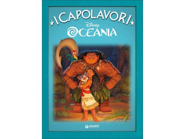 画像1: イタリア語でディズニー傑作集の絵本・児童書「モアナと伝説の海」を読む 対象年齢5歳以上【A1】