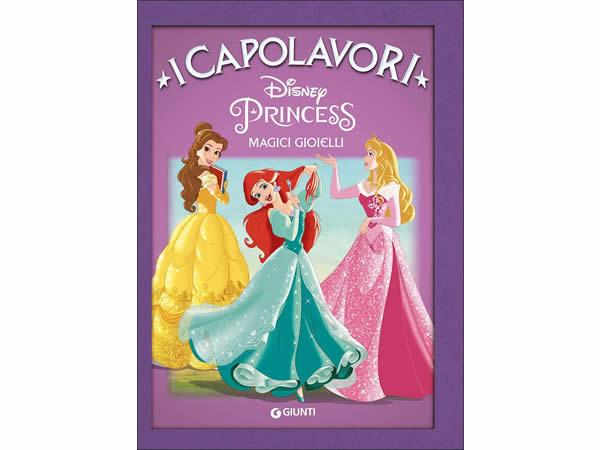 画像1: イタリア語でディズニー傑作集の絵本・児童書「お姫様たちの魔法のジュエリー」を読む 対象年齢4歳以上【A1】