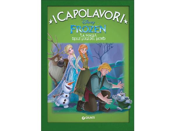 画像1: イタリア語でディズニー傑作集の絵本・児童書「アナと雪の女王」を読む 対象年齢3歳以上【A1】