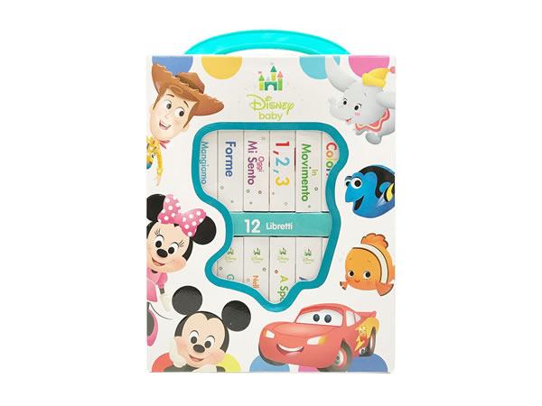 画像1: イタリア語でディズニーの絵本集「Disney baby」を読む 12冊セット 対象年齢1歳以上【A1】