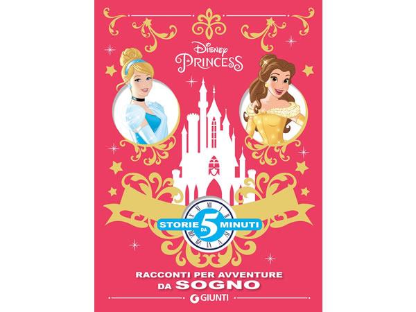 画像1: イタリア語でディズニー傑作集の絵本・児童書「5分で読めるストーリー プリンセスたちのお話」を読む 対象年齢5歳以上【A1】
