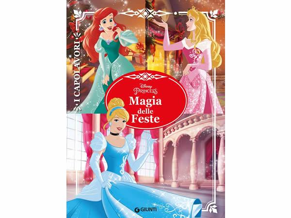画像1: イタリア語でディズニー傑作集の絵本・児童書「お姫様たちのマジックパーティー」を読む 対象年齢5歳以上【A1】