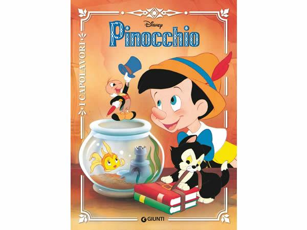 画像1: イタリア語でディズニーの絵本・児童書「ピノキオ」を読む 対象年齢3歳以上 ピノッキオ【A1】
