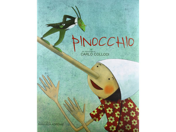 画像1: イタリア語でカルロ・コッローディの絵本「ピノキオ」を読む 対象年齢5歳以上 ピノッキオ【A1】