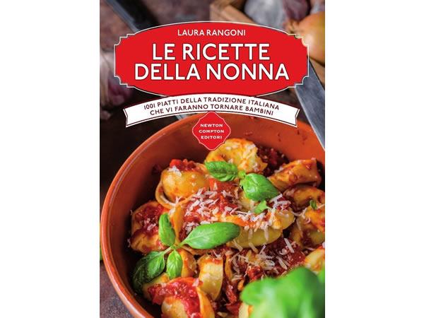 画像1: イタリア語で作る、イタリアのおばあちゃんの料理:子供の頃を思い出す伝統的レシピ1001【B1】【B2】