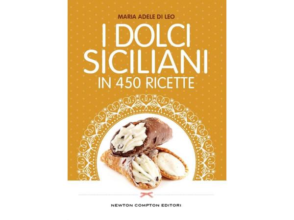 画像1: イタリア語で作る、シチリアの450のお菓子のレシピ【B1】【B2】