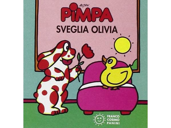 画像1: イタリア語で絵本、ピンパを読む Pimpa. Il coccodrillo Bibo 対象年齢2歳以上【A1】