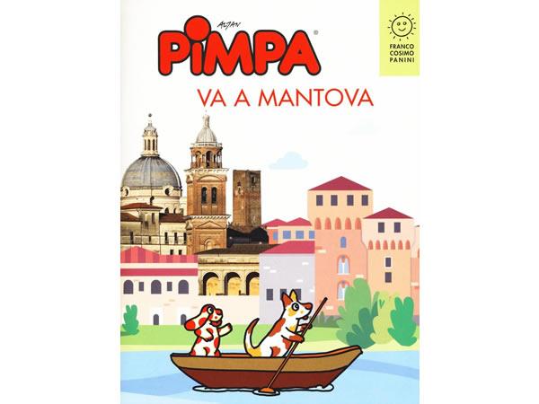 画像1: イタリア語で絵本を読む ピンパ、マントヴァへ行く Pimpa va a Mantova 対象年齢6歳以上【A1】