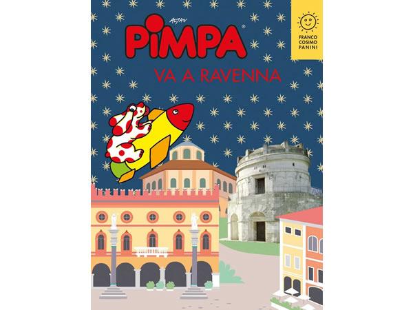 画像1: イタリア語で絵本を読む ピンパ、ラヴェンナへ行く Pimpa va a Ravenna 対象年齢6歳以上【A1】