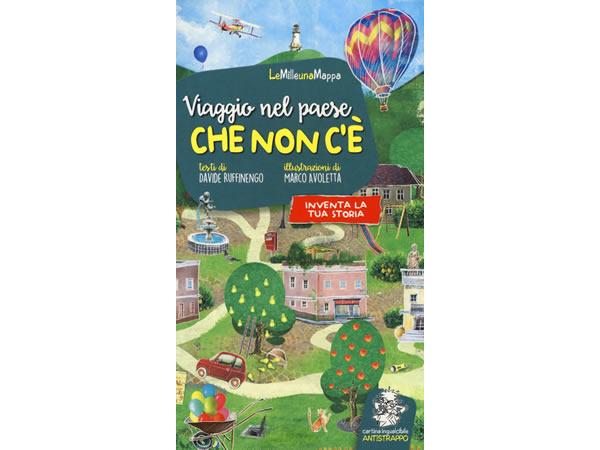 画像1: イタリア語 絵本マップ 「Viaggio nel paese che non c'è.」を読む 対象年齢5歳以上【A1】